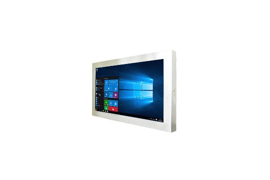 Full IP 65 Stainless Panel PC W22IB3S-65A3