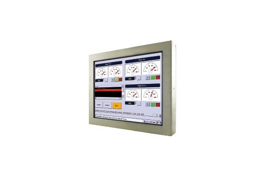 Full IP 65 Stainless Panel PC  R15IB3S-65A1FTP