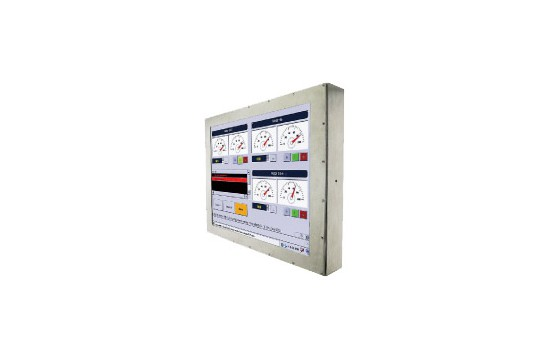 """10,4"""" Flat Stainless Panel PC R10IB3S-67T2ST"""