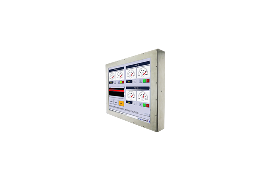 """15"""" Flat Stainless Panel PC R15IB3S-67C3ST"""