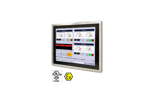 Full IP 65 Stainless Panel PC  R15ID3S-65EX